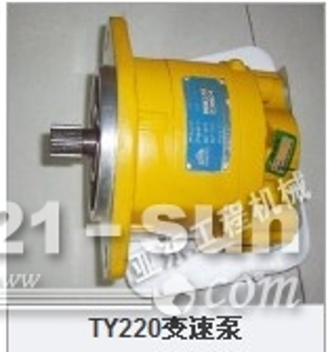变速泵07432-71203 山推TY220变速泵 推土机原...