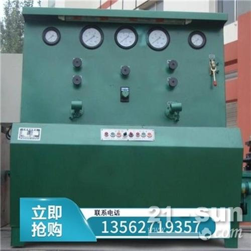 矿用多功能阀柱试验台zs-4a单体支柱试验台