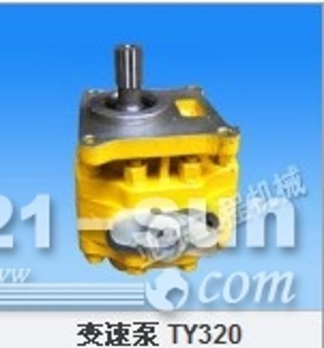 山推配件ty320变速泵供应山推sd32变速泵07433-7...
