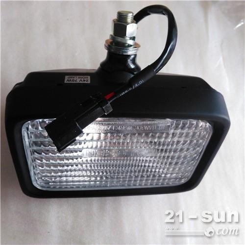 PC400-7大臂灯、工作灯 小松挖掘机配件