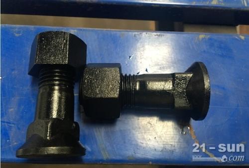 供应山推推土机刀片螺栓22-76