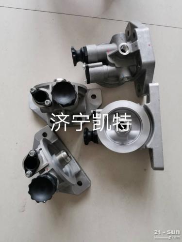 小松挖掘机PC300-8手油泵 小松配件