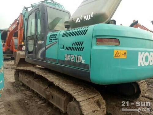 神钢SK200-8二手挖掘机