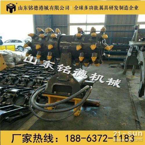 济宁铣挖机生产厂家挖掘机铣挖设备 隧道铣挖机 矿道挖铣
