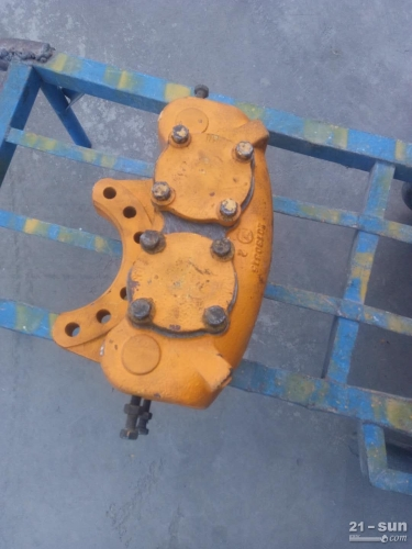 柳工装载机配件CLG856制动钳 刹车片 制动器
