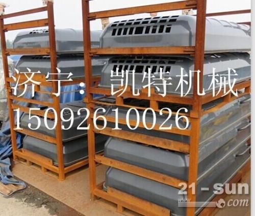 小松挖掘机配件 PC200-7发动机盖罩