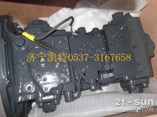 小松纯正PC200-8液压泵总成 挖掘机配件