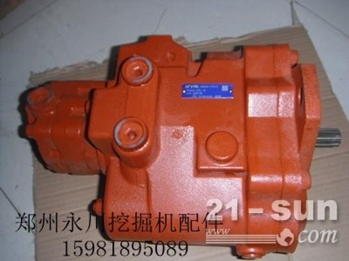 供应柳工906齿轮泵先导泵郑州永川挖掘机配件