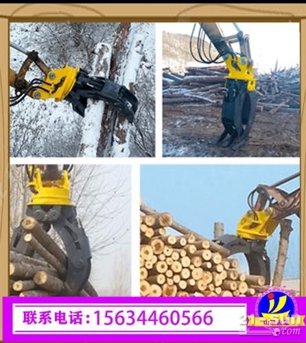抓木器销售与安装