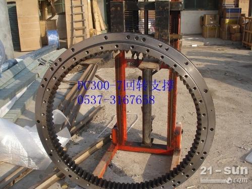 小松挖掘机PC300-7回转支承 小松配件