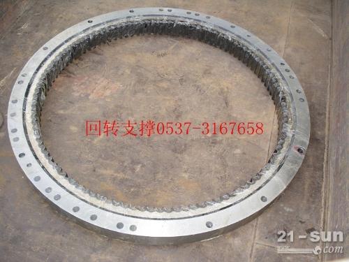 小松挖掘机配件 PC200-8回转支承