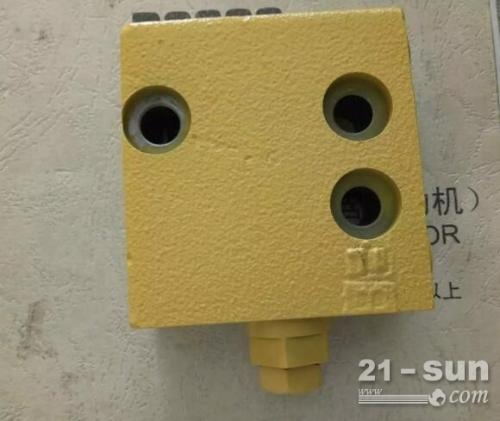 小松原装PC160-7减压阀 小松挖掘机配件