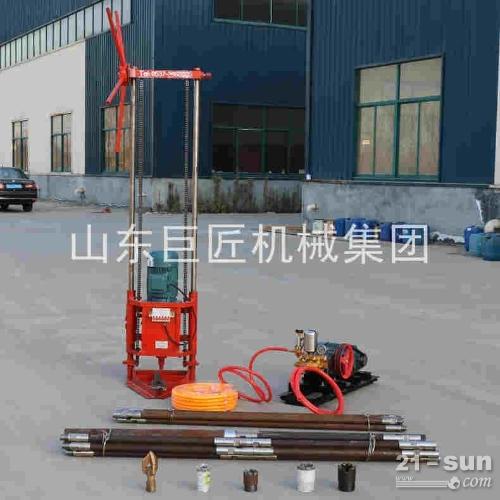 QZ-2D型三相电轻便取样钻机 小型家用水井
