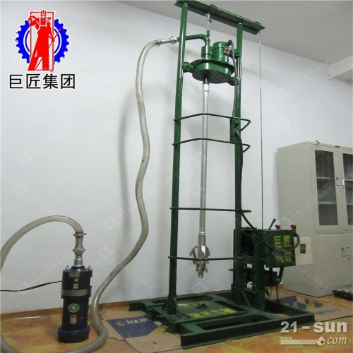 小型全自动打井机便携电动水井钻机农村打灌溉井钻井设备
