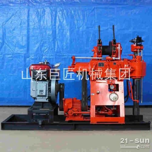 供应XY-180米液压岩心钻机钻探设备价格