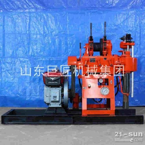 供应巨匠XY-200岩心钻机钻探机械 取芯钻机热销