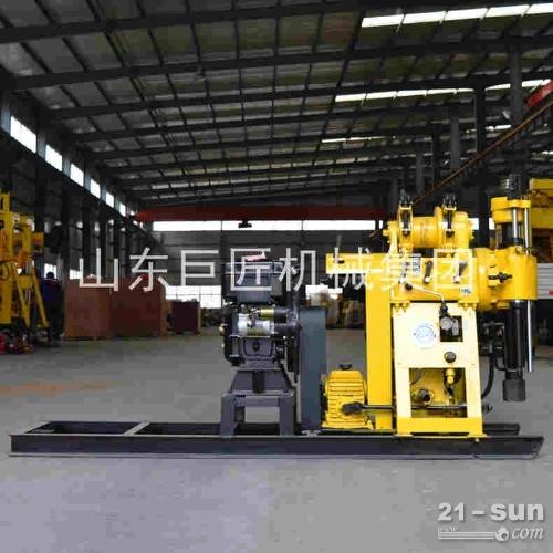 供应取芯钻机百米勘探钻机HZ-200Y工程地质取芯钻机