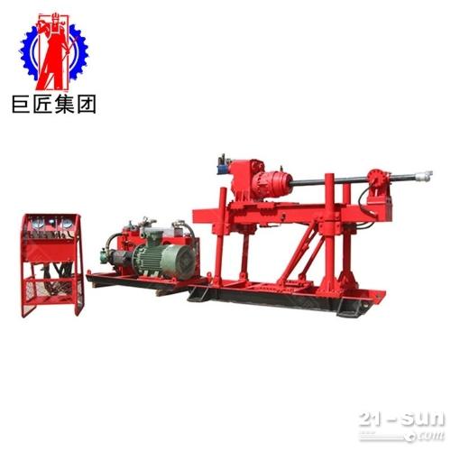 ZDY-3200S煤矿用双泵全液压坑道钻机