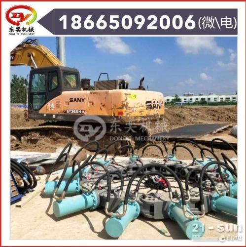 破桩机详情 混凝土液压截桩机器
