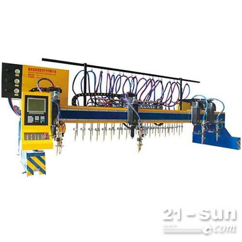 智能分条火焰切割机 火焰切割机 专业板材切割厂家