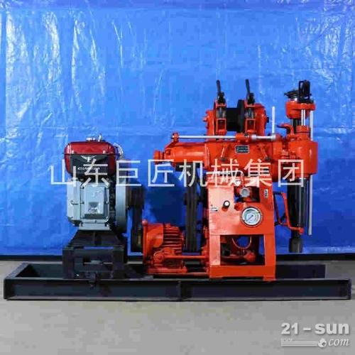 XY-100液压岩芯钻机