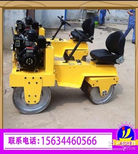 山东压路机小型压路机厂家1吨液压1.5吨座驾