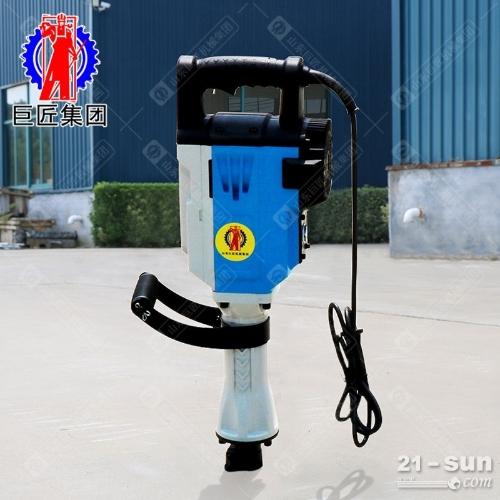 取土器电动取土钻机 20米浅层取土QTZ-3D取土钻机