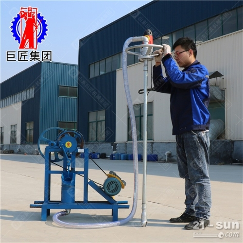 大吸力NXB型内吸泥浆泵压井机反循环沙土层打井设备