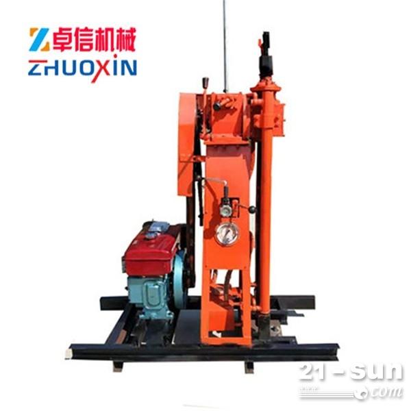 YQZ-50B型液压轻便钻机 全液压岩心钻机价格