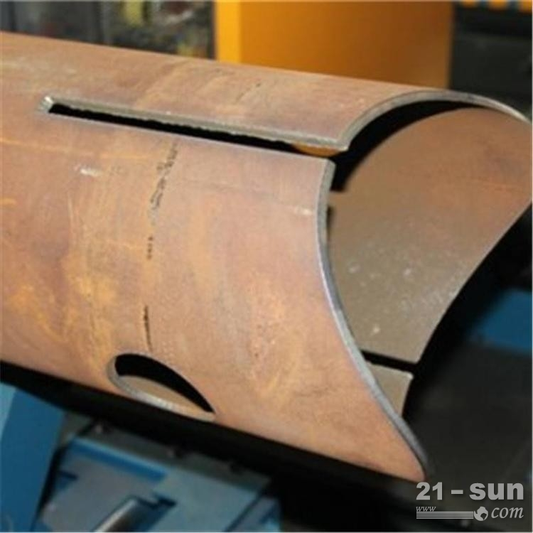 厂家直供管道切割机 大管径等离子切割机 滚床式相贯线切割机