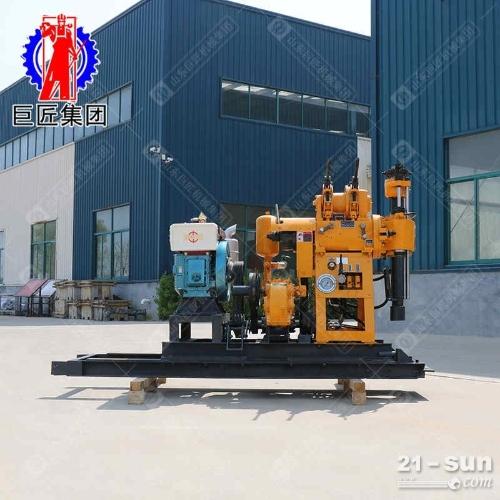 HZ-130YY移机款液压岩芯钻机水井勘探岩心取样钻机