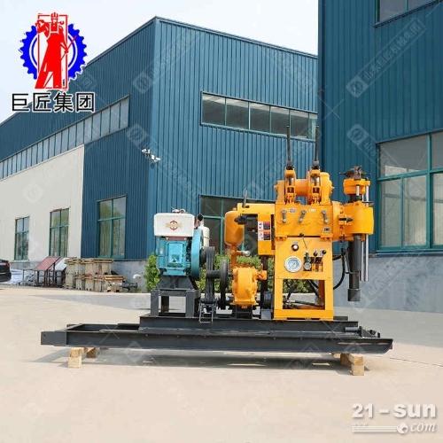 HZ-200YY移机款液压岩芯钻机民用水井钻地质勘探