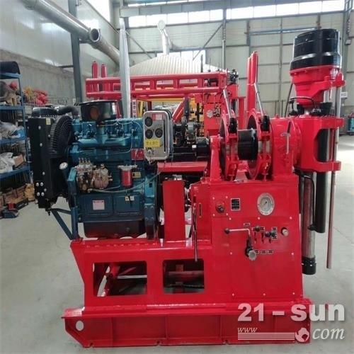 重探Y2型地质勘察取芯钻机新型设备