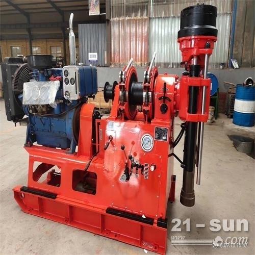 新款XY-2型泵机一体水井钻机供应商