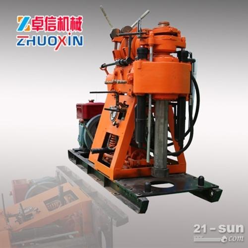 XY-100液压岩芯钻机 液压水井钻机厂家直销