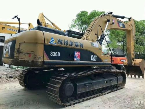 卡特彼勒336D二手挖掘机