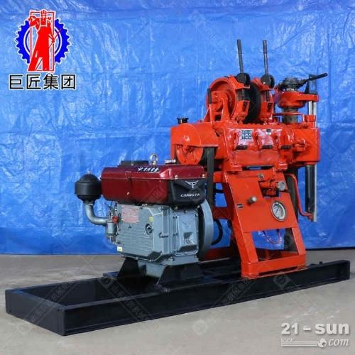 XY-200液压岩芯钻机地质普查勘探地球物理勘探