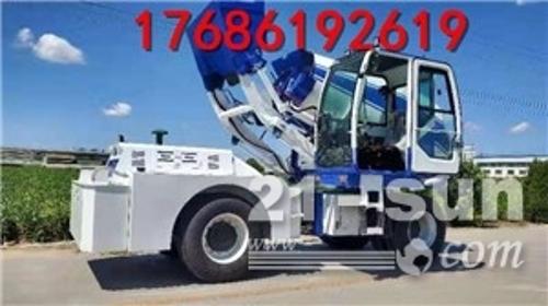 3.5方混凝土搅拌运输车 省时省力 效率高