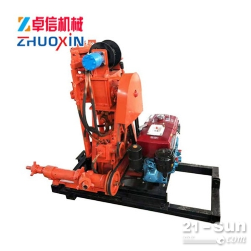 YQZ-30型液压轻便钻机 工程地质钻机厂家