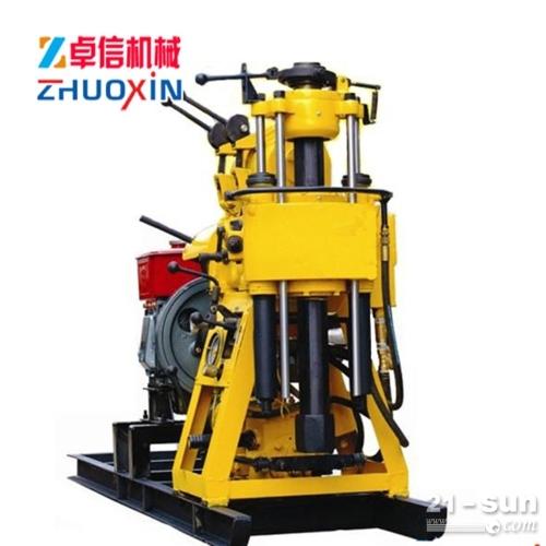 HZ-200Y液压岩芯钻机厂家优惠 全液压水井钻机