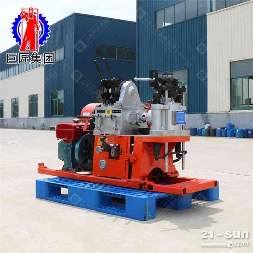 YQZ-30型液压轻便钻机地质勘探钻机 轻便钻机