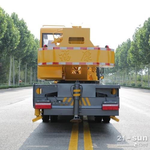 江淮10吨吊车参数 10吨吊车多少钱一台 厂家自产自销 价格便宜