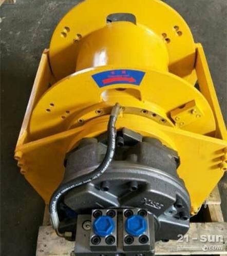 广西单筒拉力六吨液压绞车起重牵引卷扬机现货