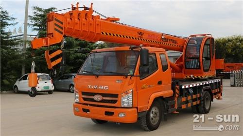 8吨汽车吊厂家 唐骏8吨小吊车需要多少钱一辆 配置可定制支持全国分期 欢迎来电咨询