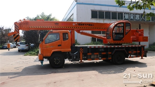 厂家直销12吨汽车吊 国六唐骏12吨汽车起重机 全国上牌/可分期 欢迎预定