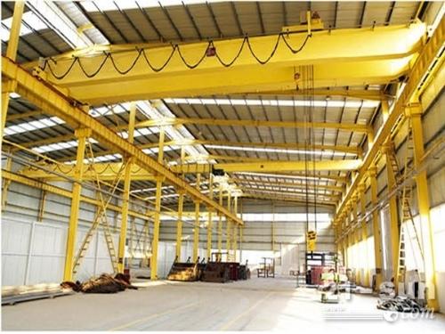 江苏常州双梁起重机公司生产技术尖端