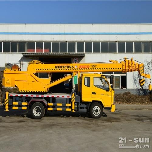 2020新款福田10吨吊车 10吨吊车多少钱一辆 性能先进 质量保证