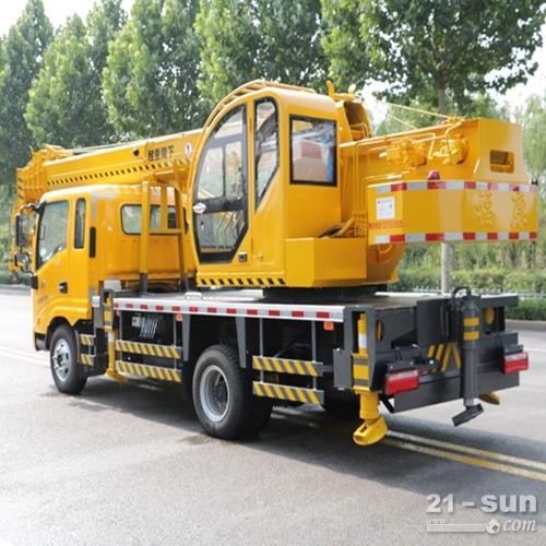 国五新款8吨吊车 江淮8吨吊车价格 厂家直销供应