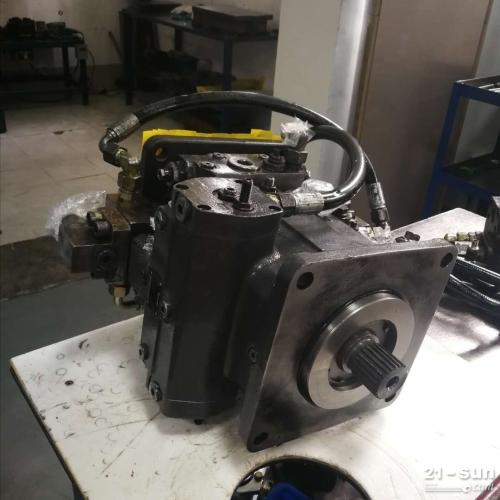 泵车液压泵维修力士乐液压泵A4VG180HD9MT1