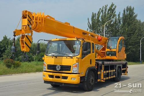 供应东风12吨起重机 东风12吨吊车多少钱一台